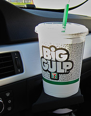 The NYC Soda Ban Does Not Apply to the Big Gulp.