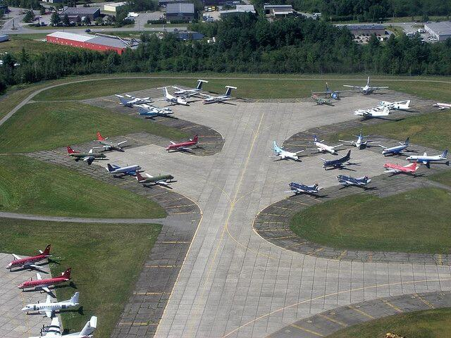 The Bangor Maine Airport Has Benefitted from the Sales Tax Exemption.