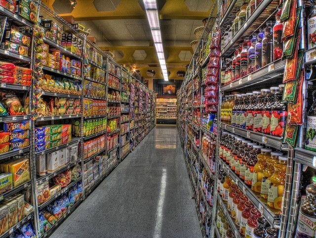 The skinny on sales tax in Maine grocery stores.