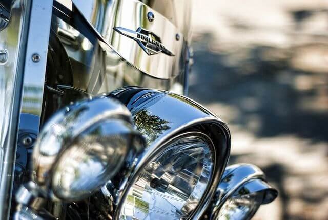 Dream of renting a motorcycle? Remember to figure in sales tax in Maryland.